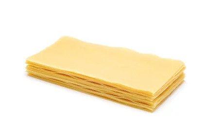 Tipos de pasta: LASAGNE