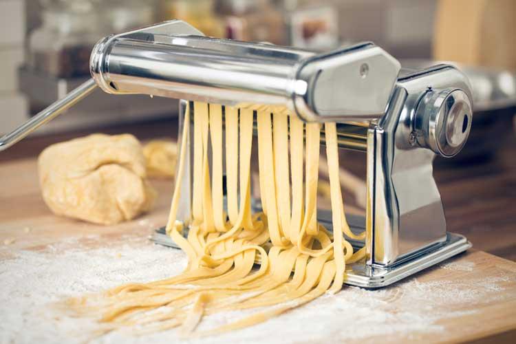Máquinas Para Hacer Pasta Recetas De Pasta