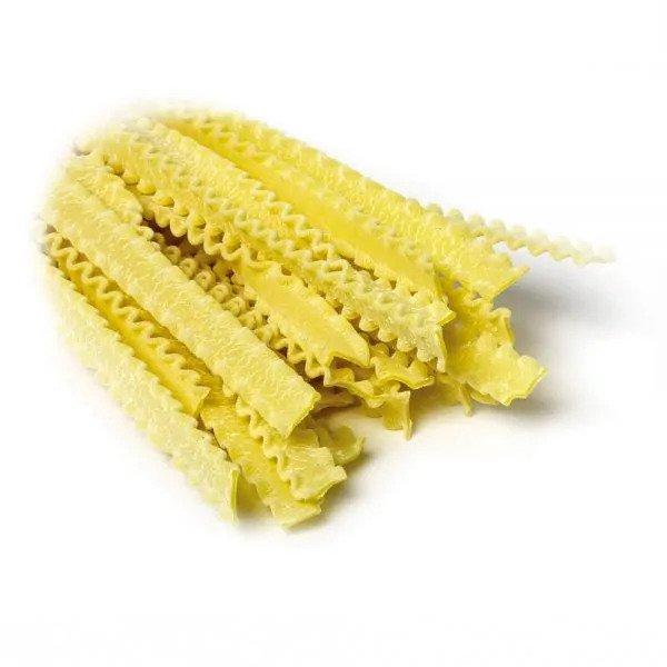 Tipos de pasta: MAFALDA
