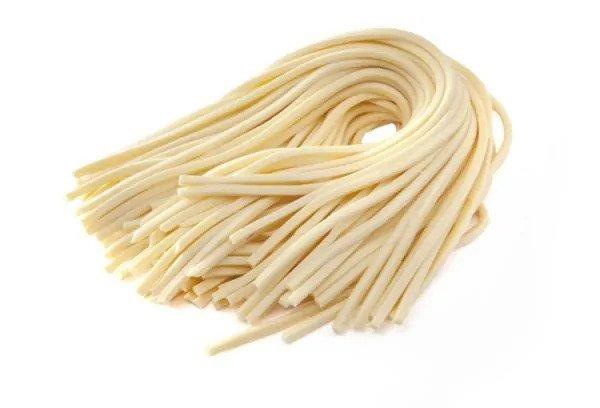 Tipos de pasta: SCIALATELLI