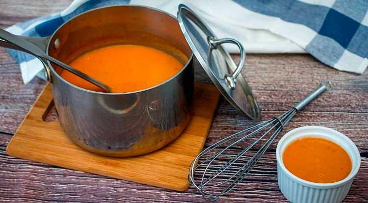 como espesar una salsa