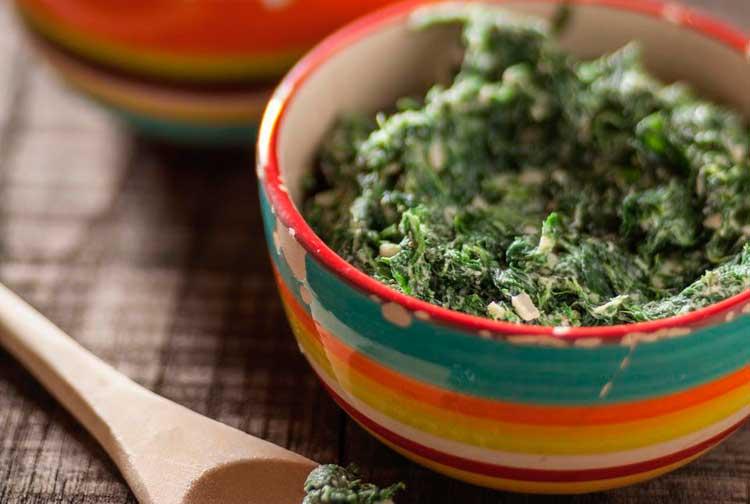 relleno de ricotta y espinacas para pasta fresca
